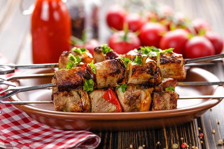 chicken kebab: kebab