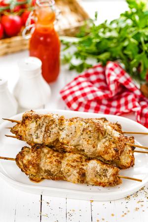 kabob: shish kebab