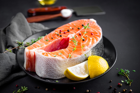 salmon Stock Photo - 52701266
