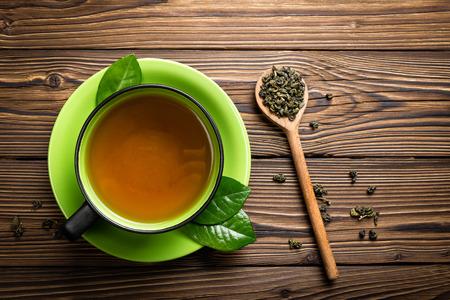 紅茶のカップ