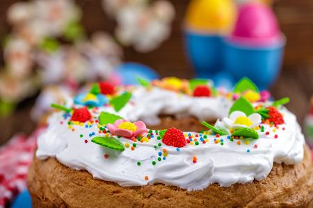 pascha: easter cake