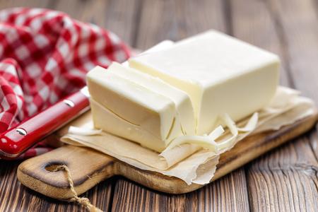 butterfat: butter