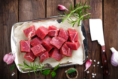 raw beef Stock Photo - 57369594