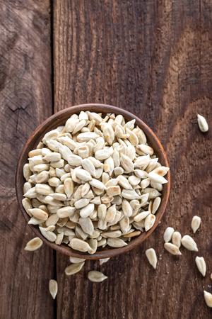 semillas de girasol: semillas de girasol Foto de archivo