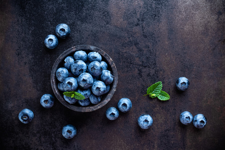 food healthy: blueberry