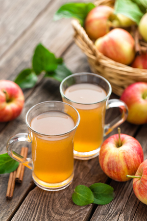homemade: apple cider