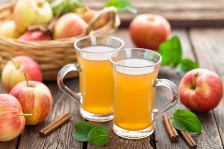 cidre de pomme  Banque d'images