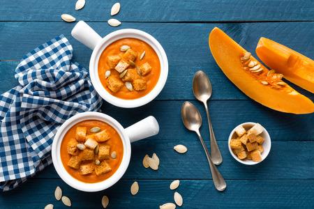 dynia: zupa dyniowa