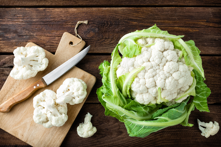 cauliflower Stock Photo - 63681457