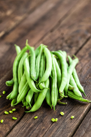 snap bean: green beans