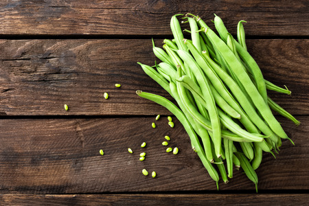 緑の豆 写真素材 - 63681435