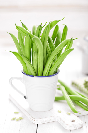 haricot: green beans