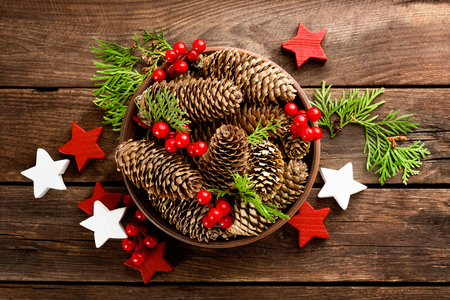 christmas decoration Reklamní fotografie