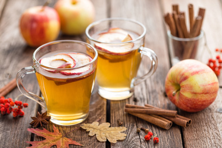 Appel cider  Stockfoto - 65190152