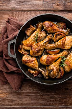 drumsticks: chicken, drumsticks Stock Photo