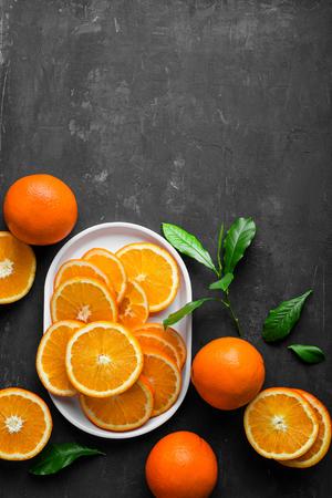 oranges Фото со стока - 71041411
