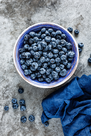 Blueberry Zdjęcie Seryjne - 82939055