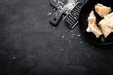 パルメザンチーズ 写真素材