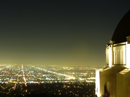 Griffiths park observatory photo