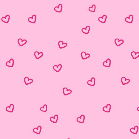 st valentin's day: Pink Valentine Background