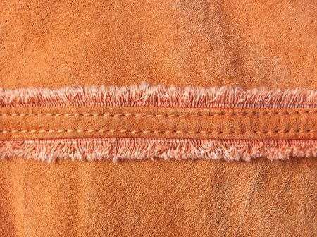 Original background for design  in the form of a velours leather Stock Photo - 6772001