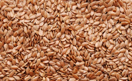 lipoprotein: natural background of flax seeds