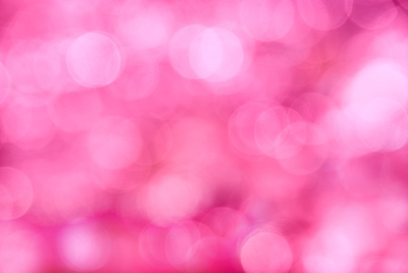 lighting background: Abstract pink background in the form of bright various bokeh Stock Photo