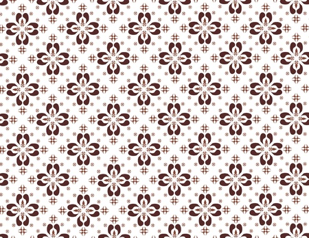 indonesian native pattern Vector