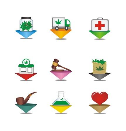 listings: medical cannabis pointer