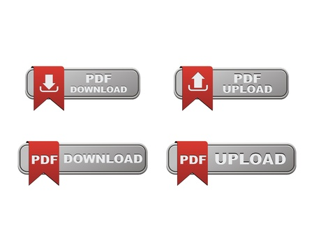 pdf: set of upload anf download PDF button