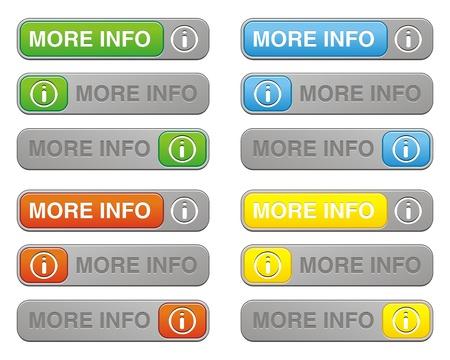 interface menu tool: pulsante Ulteriori informazioni imposta