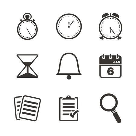 organiser icon sets