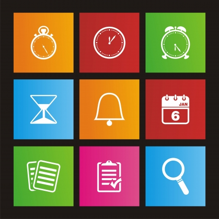 windows 8: organiser metro style icon sets