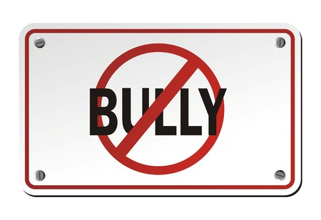 bully: stop bully signs