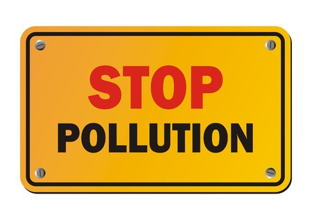 stop pollution: stop pollution