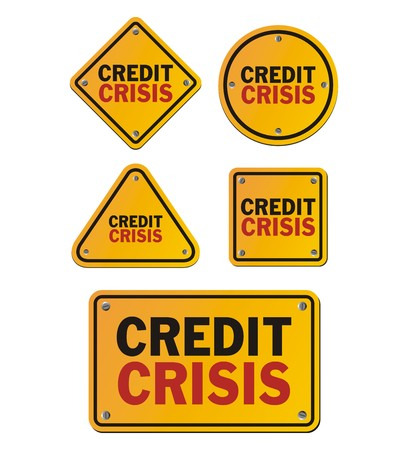 credit crisis: credit crisis signs