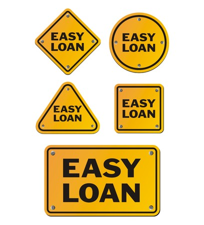 acquire: easy loan signs