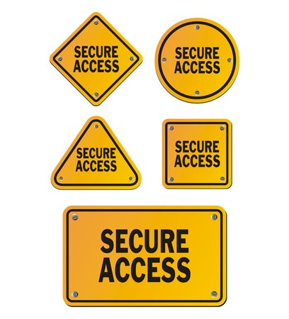 secure: secure access