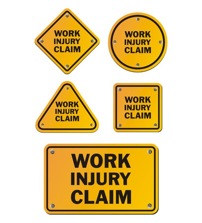 muestras de la demanda de riesgos del trabajo