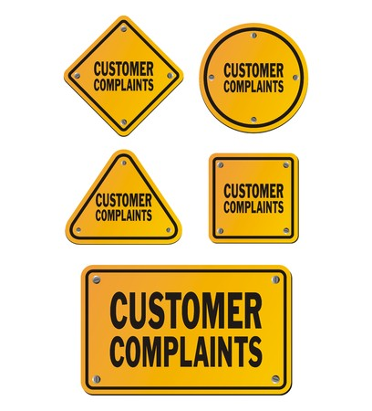 react: customer complaints