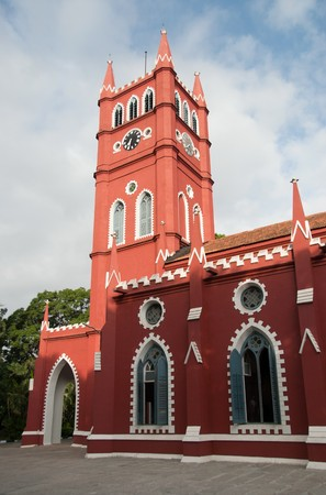 St Andrew's Church in Bangalore, India Stock Photo - 7703876