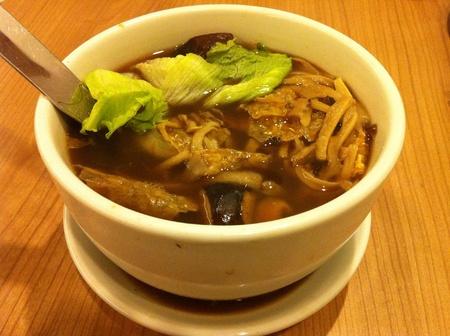 teh: A delicious and nutritious herbal vegetarian bak kut teh