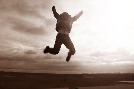 succes jump