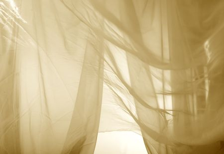 looping: fabric abstract material background light  Stock Photo