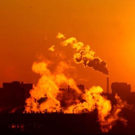 catalyst: morning warming emissions catalyst fume