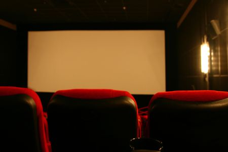 darkness cinema screen movie performance Stock Photo - 3074954