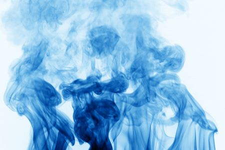 fume colored smoke abstract background Stock Photo - 3215872
