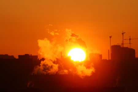 emissions: morning warming emissions catalyst fume