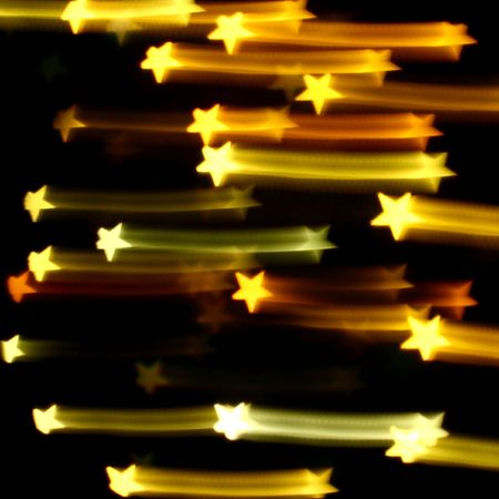 abstract disco  colored stars motion background photo