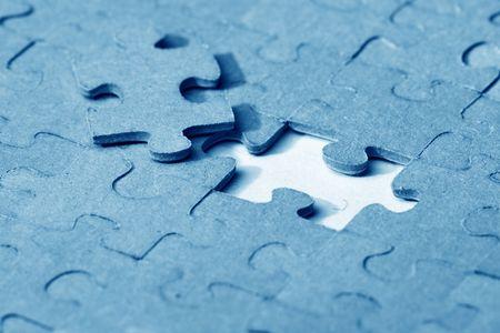 combined: rompecabezas combinado macro objetos de cerca